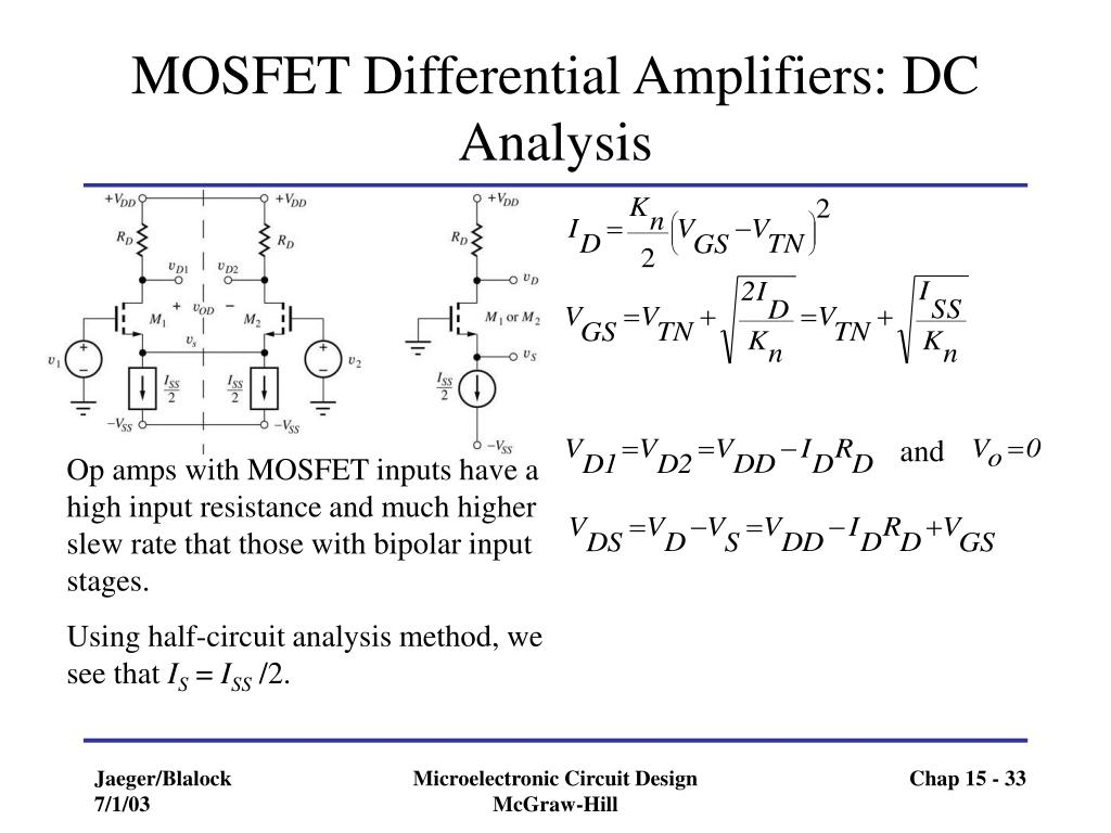 PPT - Chapter 15 Multistage Amplifiers PowerPoint
