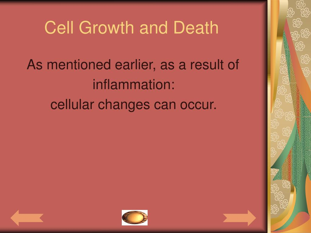 Cell Growth and Death