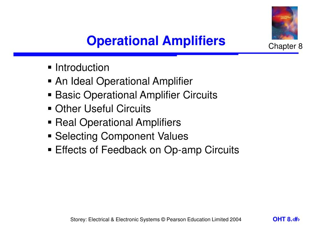Ppt Operational Amplifiers Powerpoint Presentation Id162452 Op Amp Circuits L