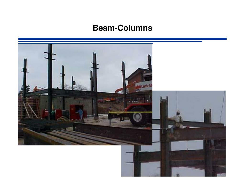 beam columns l.