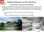 national museum of the us army