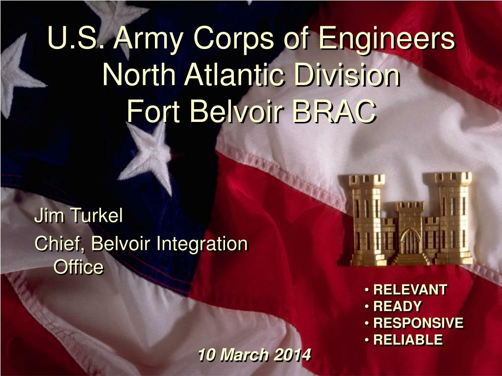 u s army corps of engineers north atlantic division fort belvoir brac l.