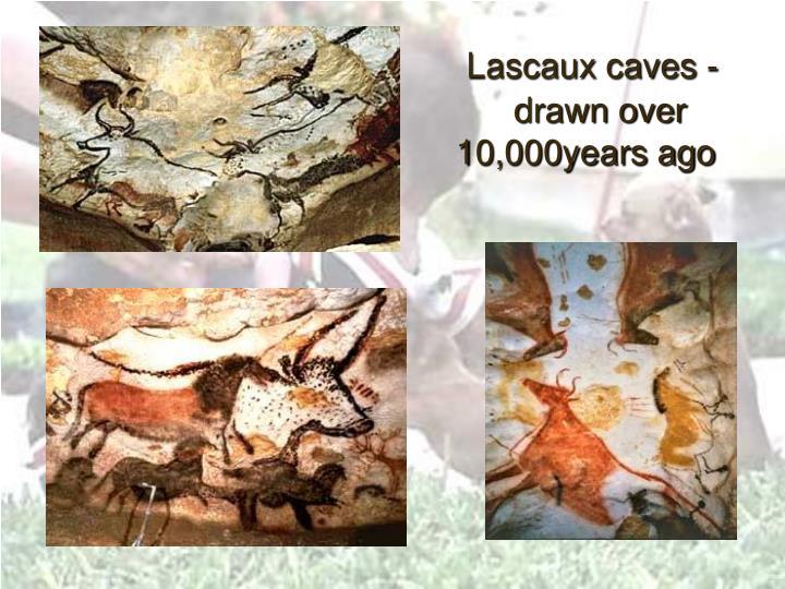 Lascaux caves -