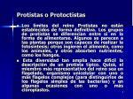 protistas o protoctistas6