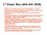 1 st punic war 264 241 bce5