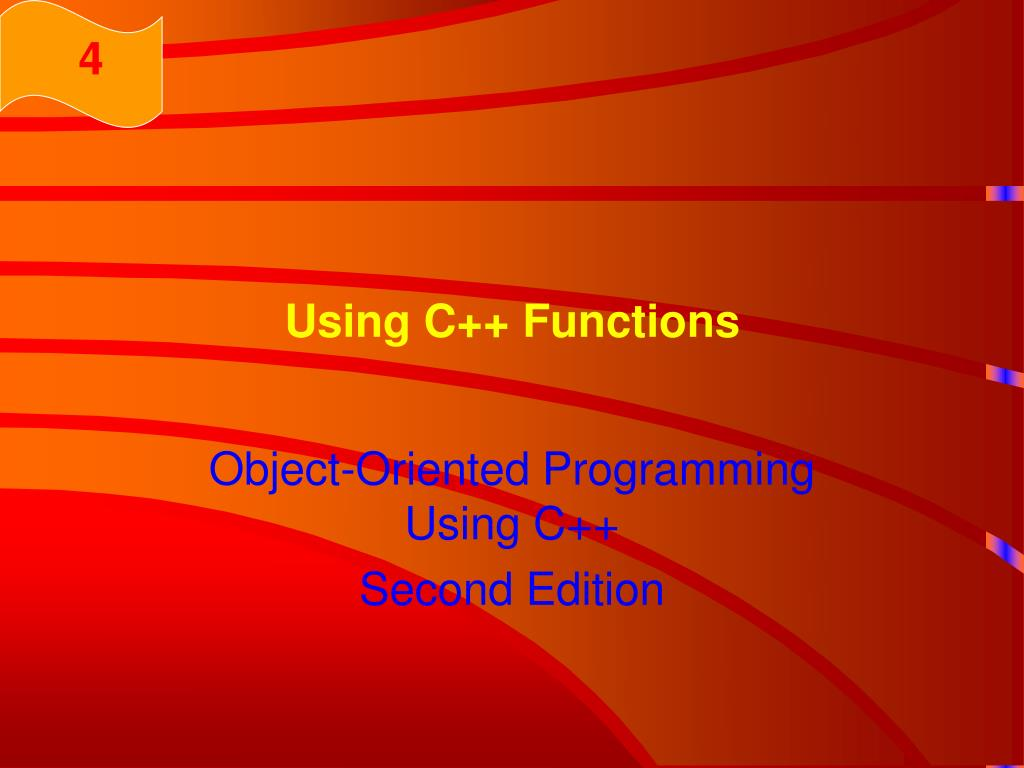 using c functions l.