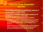 using the scope resolution operator22