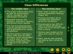 class differences11