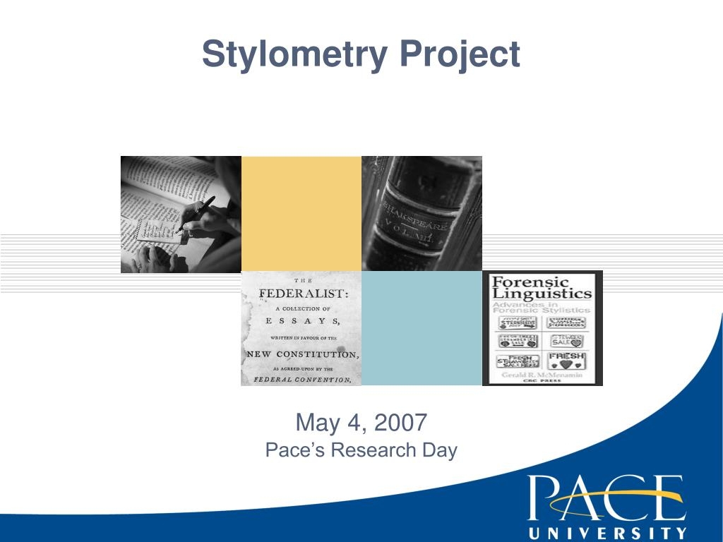 stylometry project l.