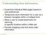 understanding state information4