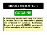 drugs their affects47