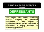 drugs their affects54