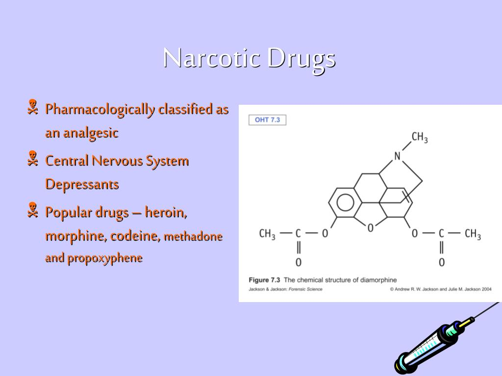 narcotic drugs l.