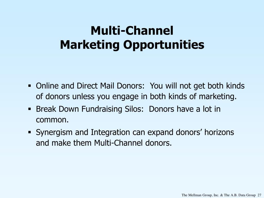 Multi-Channel