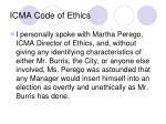 icma code of ethics14