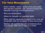 fair value measurement15