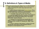 ii definitions types of media9
