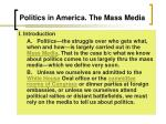 politics in america the mass media2