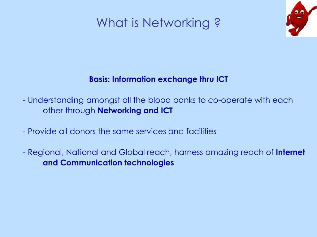 What is Networking ?