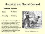 historical and social context6