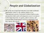 people and globalization15