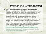 people and globalization16