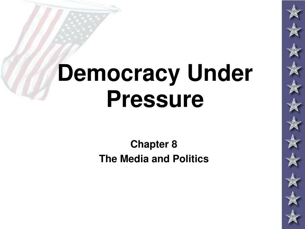 democracy under pressure l.