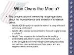 who owns the media20
