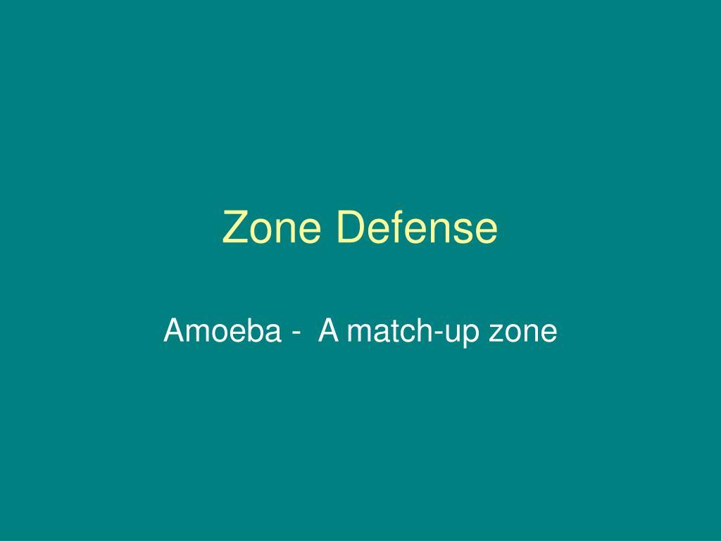 zone defense l.