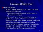 foreclosed real estate27