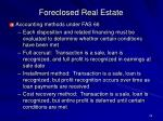 foreclosed real estate29