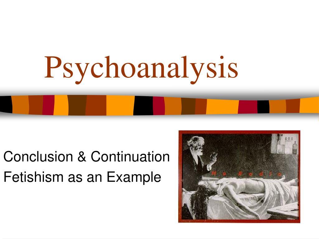 psychoanalysis l.