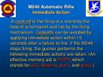 m249 automatic rifle immediate action39