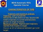 m249 automatic rifle operator course72