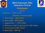 m249 automatic rifle operators course12