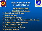 m249 automatic rifle operators course17
