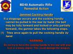m249 automatic rifle remedial action43