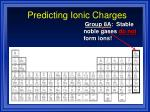 predicting ionic charges15