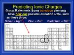 predicting ionic charges20