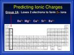 predicting ionic charges9