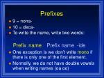 prefixes49