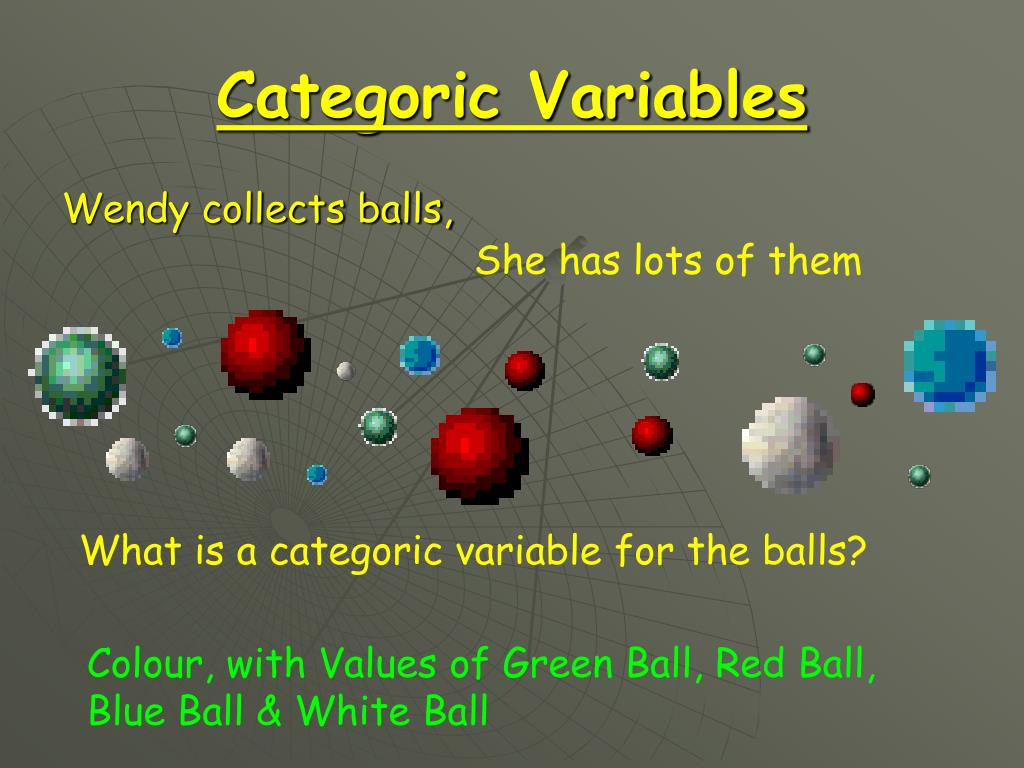 Categoric Variables
