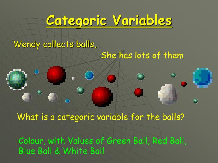 Categoric variables2