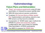hydrometeorology11