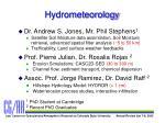 hydrometeorology4