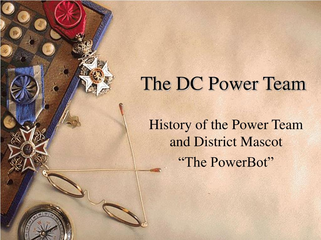 the dc power team l.