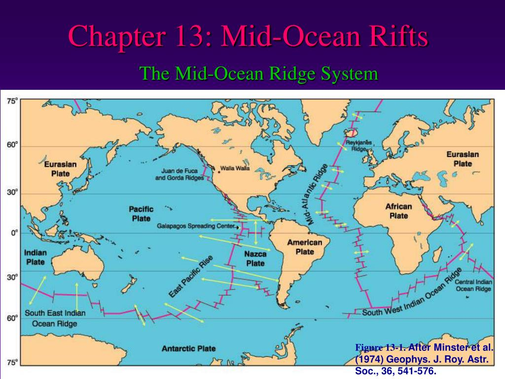 chapter 13 mid ocean rifts l.