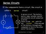 series circuits1