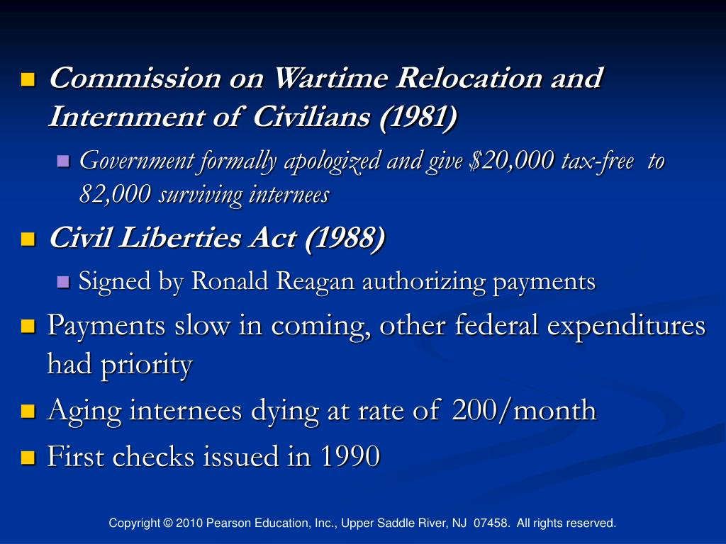 Commission on Wartime Relocation and Internment of Civilians (1981)
