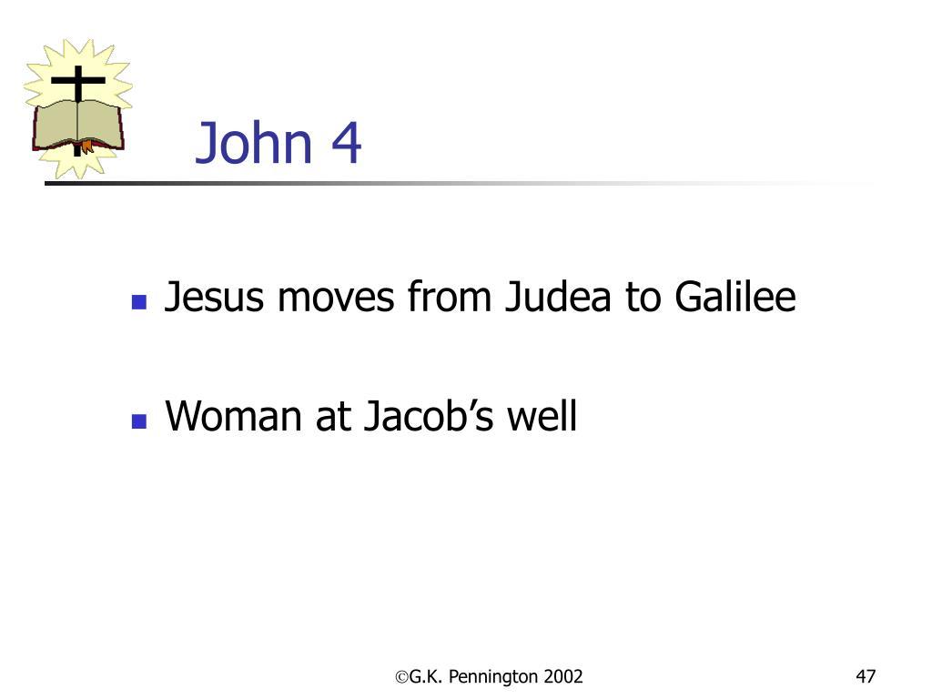 John 4
